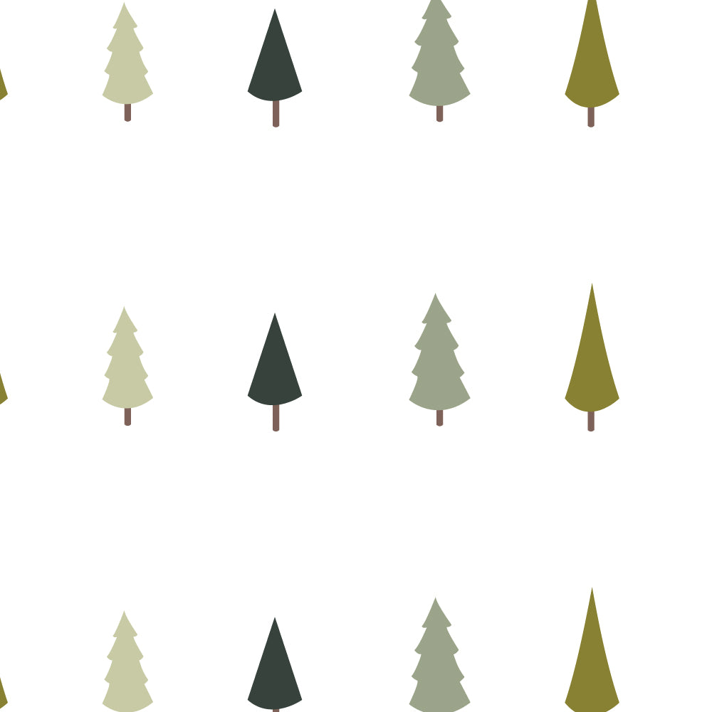 Pine Trees Wallpaper