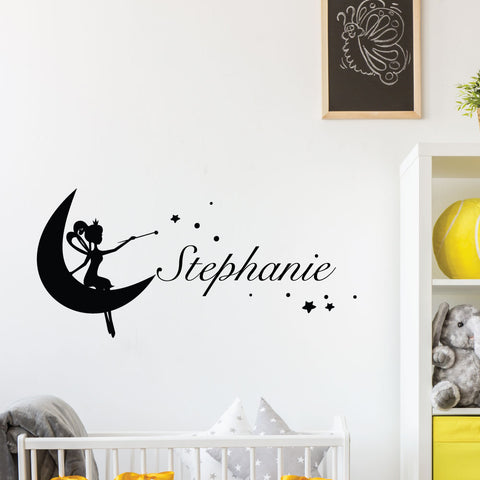 Fairies Custom Kids Wall Sticker