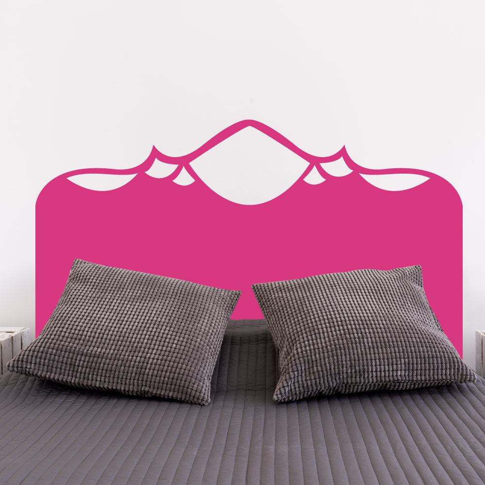 Regent Mountains Headboard Wall Sticker