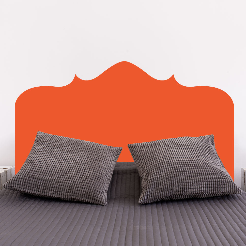 Bonn Headboard Wall Sticker