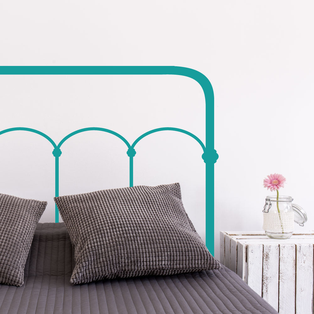 Redcliffe Headboard Wall Sticker