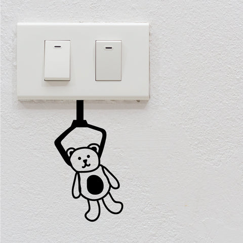 Skilltester Light Switch Decal Sticker
