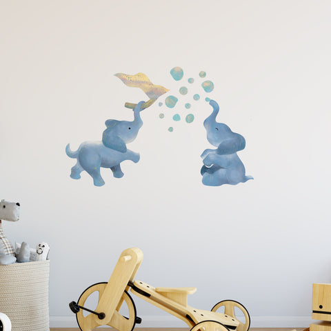 Elephant Sweet Innocence Wall Sticker