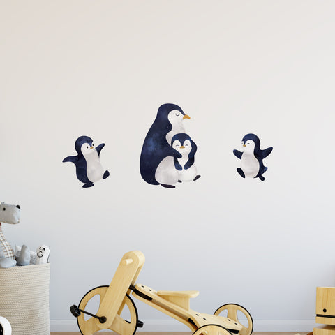 Penguin Sweet Innocence Wall Sticker
