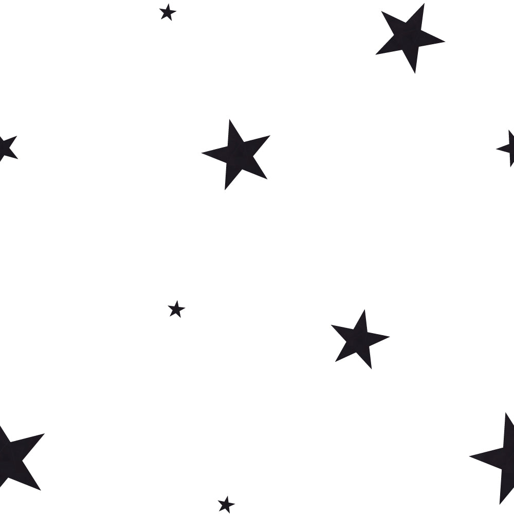 Watercolour Stars Wallpaper