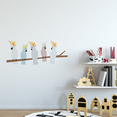 Cockatoo Australia Wall Sticker