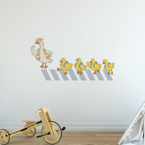Duck Duck Goose Wall Sticker