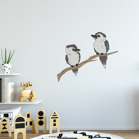 Kookaburra Australia Wall Sticker