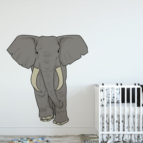 Elephant Safari Collection Wall Sticker
