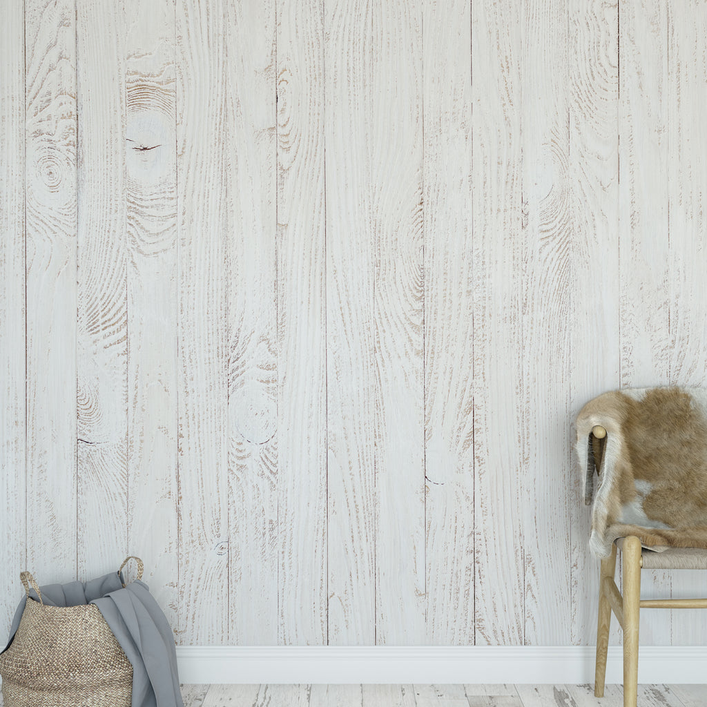 Wooden Boards Wall Mural