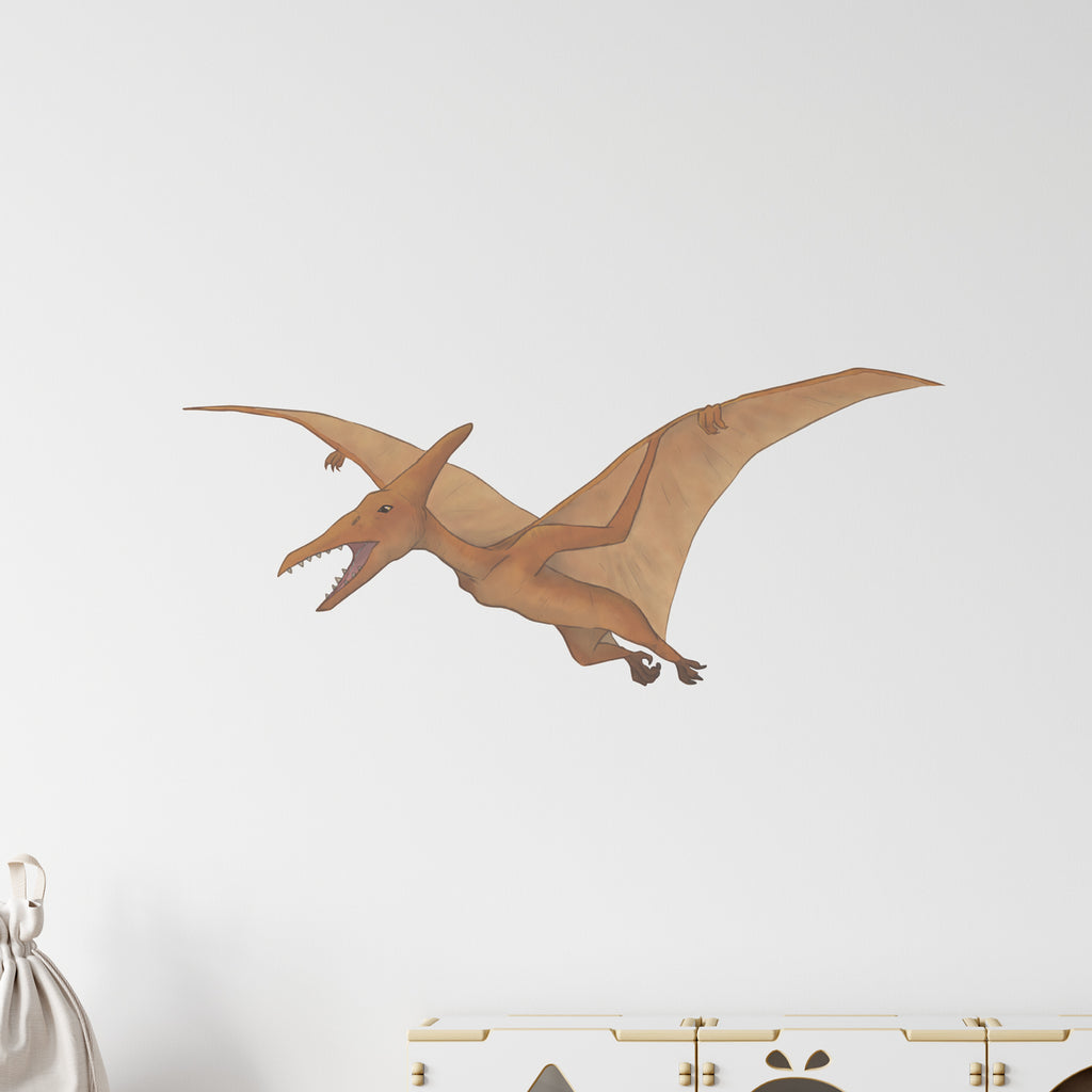 Pterodactyl Dinosaur Wall Sticker