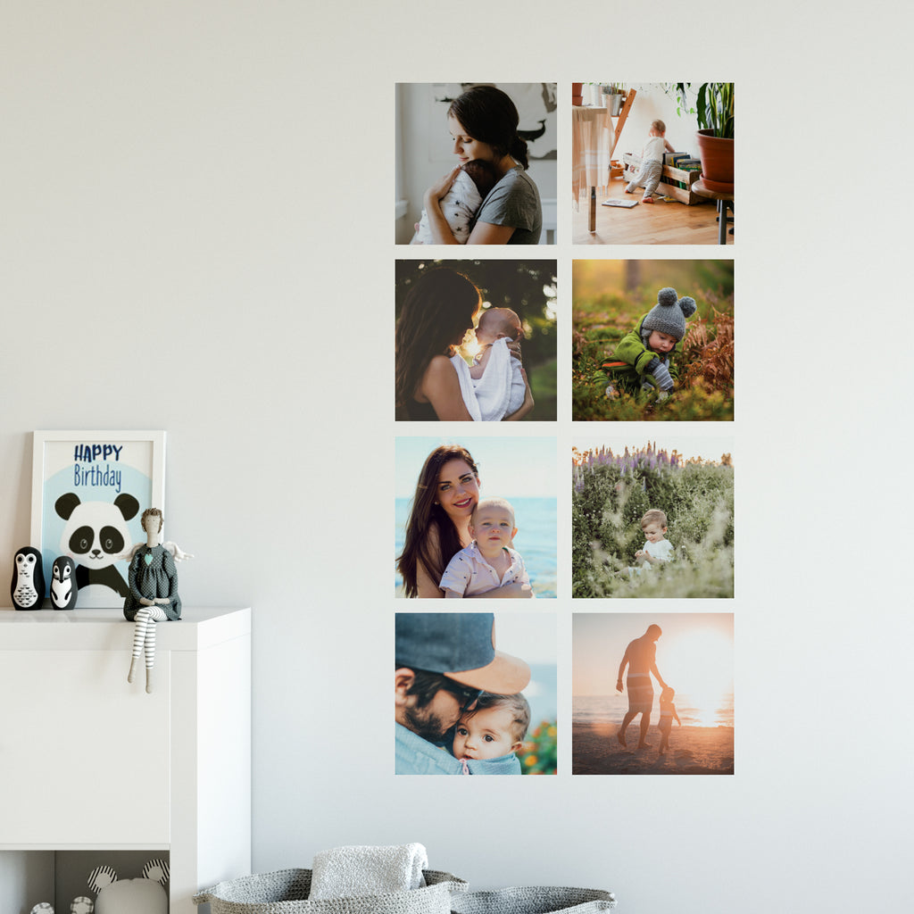 Photo Decals Large