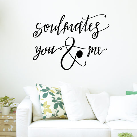 Soulmates Wall Sticker