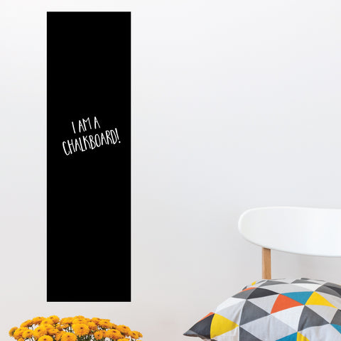 2m Chalkboard Wall Sticker