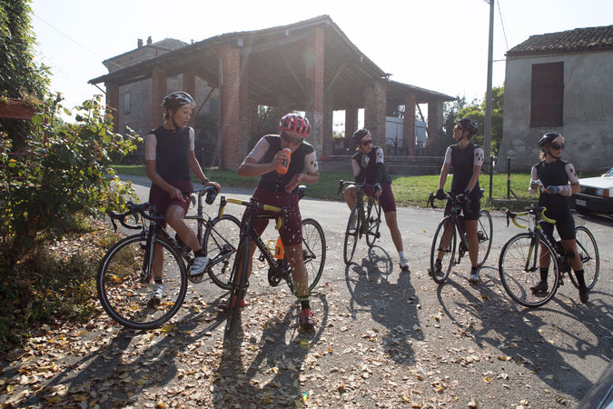 ALL FEMALE GROUP RIDING IS GROWING: HERE'S WHY YOU SHOULD GET IN ON THE ACTION