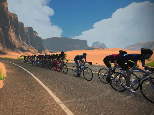 NGNM Women Crush Wed's cycling Zwift