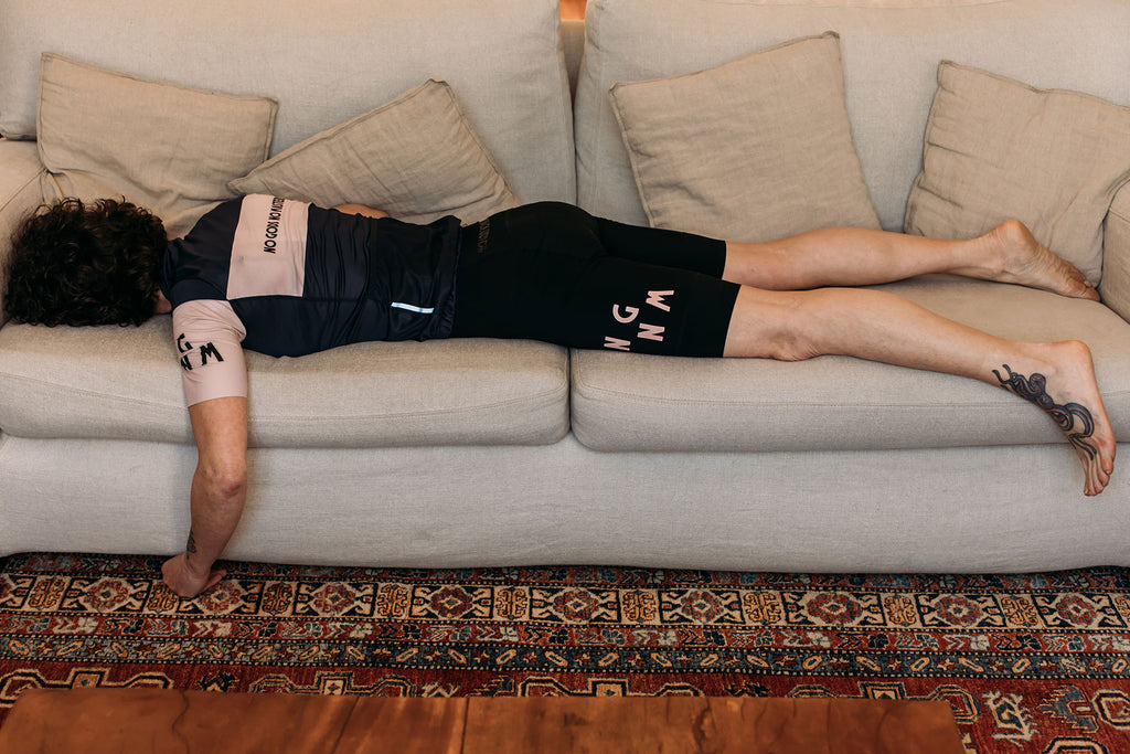 NGNM importance of sleep rest cycling