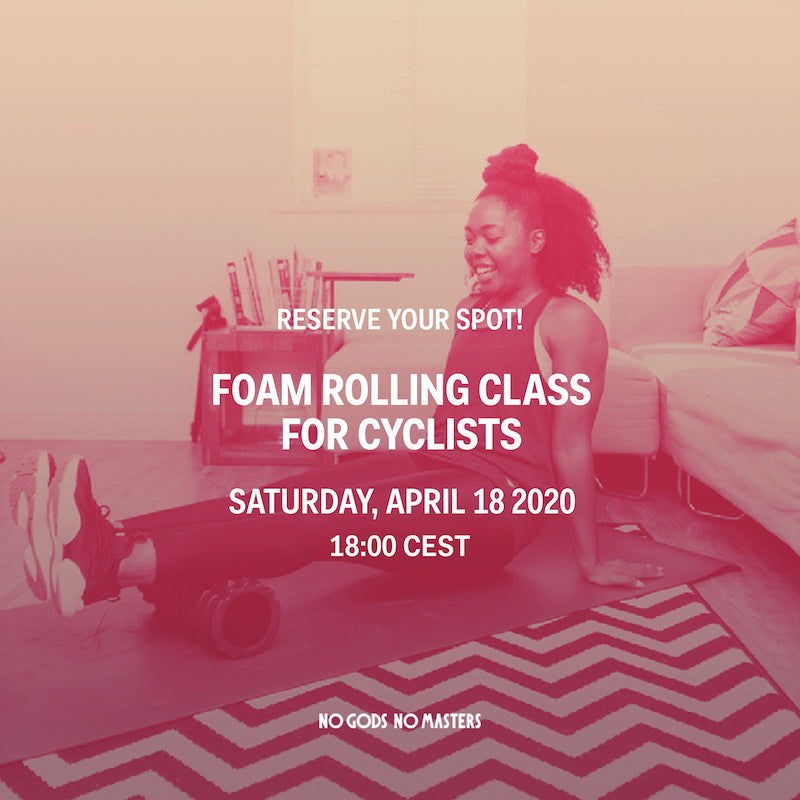 ngnm foam rolling for cyclists zoom class