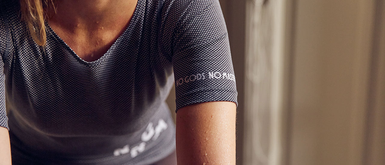 slider|polartec delta indoor tshirt ngnm sleeve