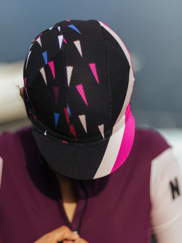NGNM indoor bundle ventoux summer cap