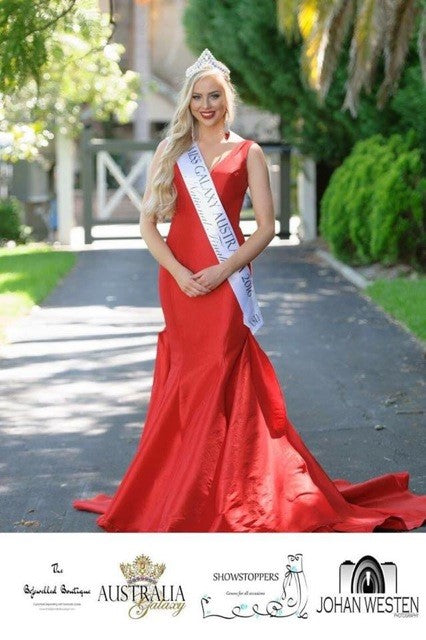 Interview with Miss Galaxy Australia National Finalist Kassandra Kashian