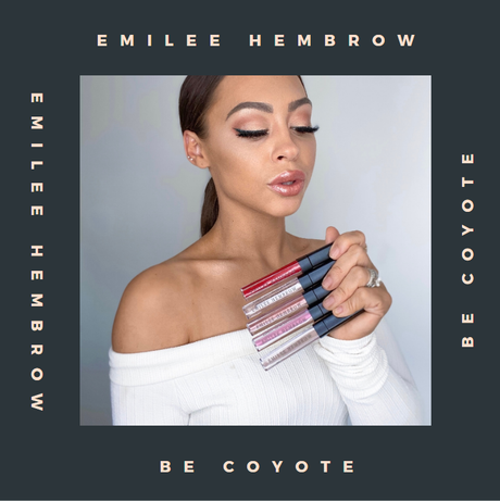 EMILLIE HEMBROW X BE COYOTE