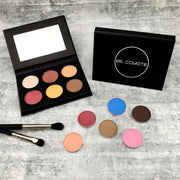 Create your own  Eyeshadow Palette