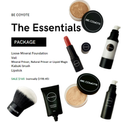 The Essentials Loose Mineral Foundation Package