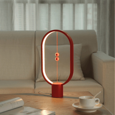 Balance Lamp Magnetic Mid-Air Switch LED Lamp - HOMAURA®