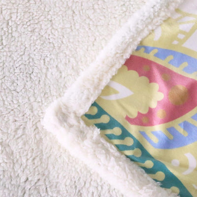 Fluffy Fleece Blanket