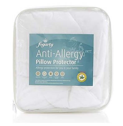 Quilted Anti Allergy Pillow Protector by Fogarty