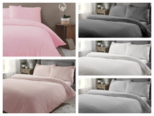 Pink TEDDY BEAR Snuggle Fleece Duvet Cover Set by Rapport