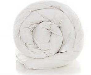 Cotton Cover 13.5 tog Hollowfibre Duvet by Fogarty