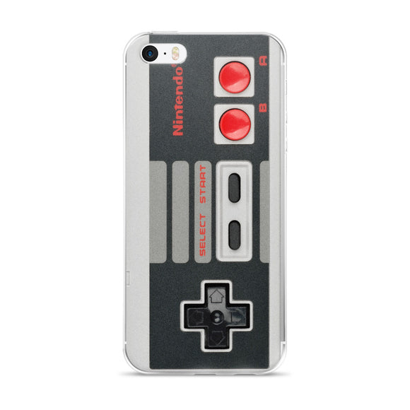 iPhone 5/5s/Se, 6/6s, 6/6s Plus Case, gaming controller case, funny iPhone case