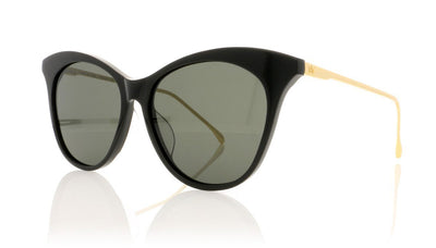 AM Eyewear Mim.1 116.1 BL-GR Black Sunglasses da VSTA