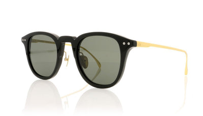 AM Eyewear Ava.3 72.3 BL-SM Black Sunglasses da VSTA