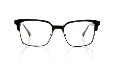 AM Eyewear Vivalde O17 BL Black Glasses da VSTA