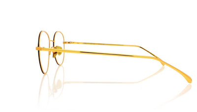 AM Eyewear Seidler O21 GL Gold Glasses da VSTA