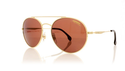Carrera 131/S 06JW6 Gold Sunglasses da VSTA