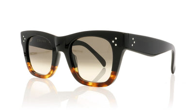 Céline CL41089/S FU5 Black Sunglasses da VSTA