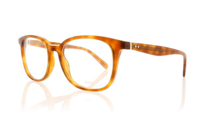 Céline Thin Squared CL41346 TEN Light Havana Glasses da VSTA