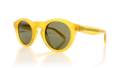 Céline Bevel round CL41370/S PD9 Honey Sunglasses da VSTA
