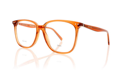 Céline CL41420 EFB Dark Orange Glasses da VSTA