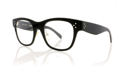 Céline CL41426 06Z Black Glasses da VSTA
