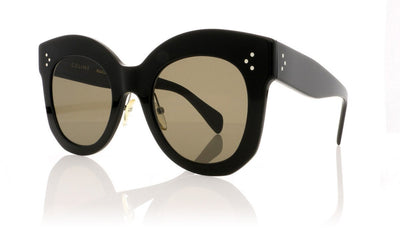 Céline Chris CL41443/S 06Z Black Sunglasses da VSTA
