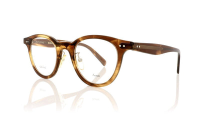 Céline CL41460 Z15 Brown Striped Glasses da VSTA