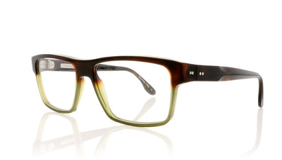 Claire Goldsmith Cole 4 Tort Green Glasses da VSTA