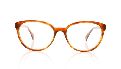 Claire Goldsmith Goldie 2 Honey Tort Glasses da VSTA