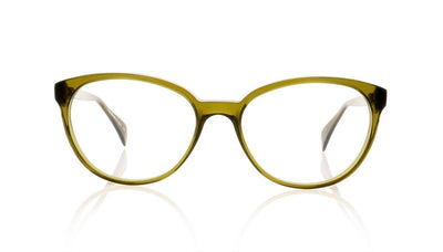 Claire Goldsmith Goldie 7 Olive Glasses da VSTA