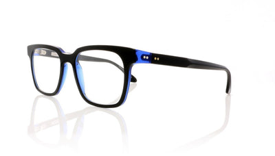 Claire Goldsmith Hudson 3 Black Indigo Glasses da VSTA